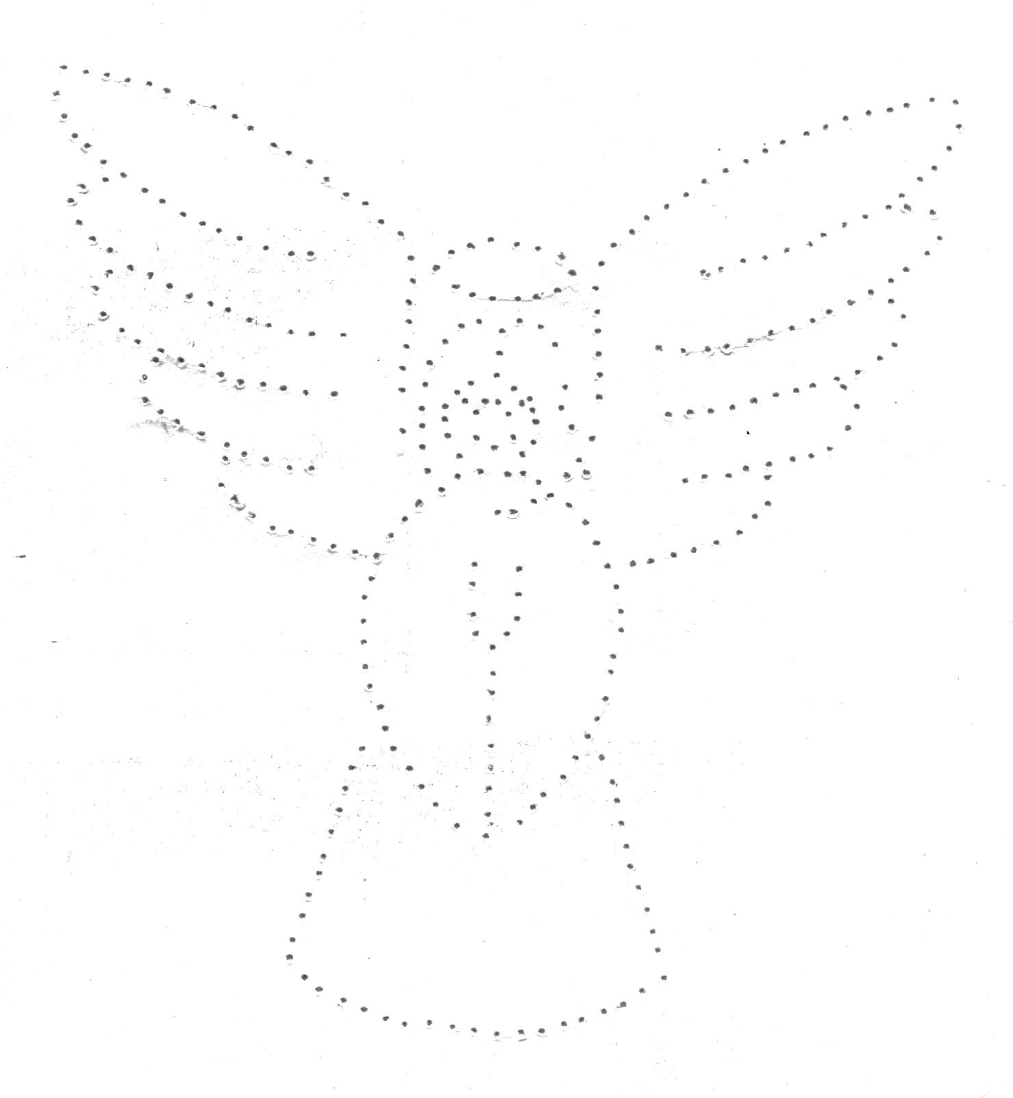 Изонить схемы ангелов 132